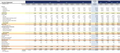Profit & Loss Statement (Income Statement)
